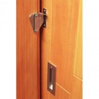 WinSoon Wood Door Gate Lock Pull Door Solid Stainless ...