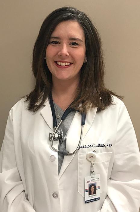 Jessica Mills - FNP - Winston Medical
