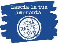 Gira raduni + slogan