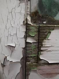Glasshouse door, Winterbourne House and Garden, Digging for Dirt