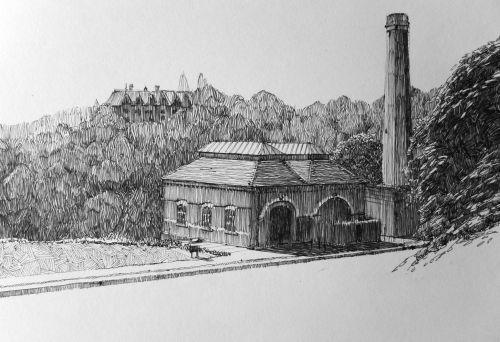 Smethwick Pumphouse by W Attwood