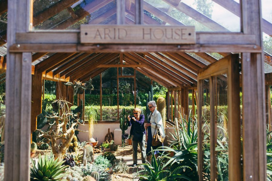 The Arid House, photograph by Greg Milner, photography, Winterbourne House and Garden, Digging for Dirt