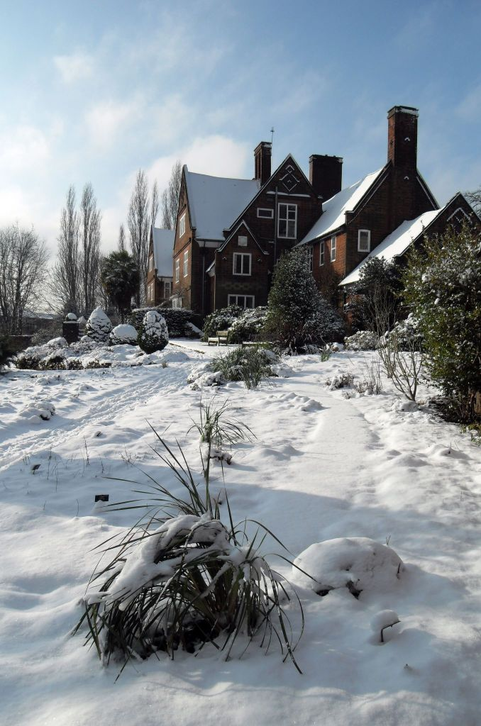 Winterbourne House, photograph by Susan Georgiou, Snapshot, Winterbourne House and Garden, Digging for Dirt
