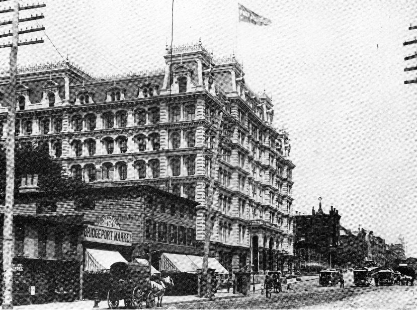 Park Avenue Hotel, New York ©ephemeralnewyork.wordpress.com, News from the Archives, Digging for Dirt, Winterbourne House and Garden