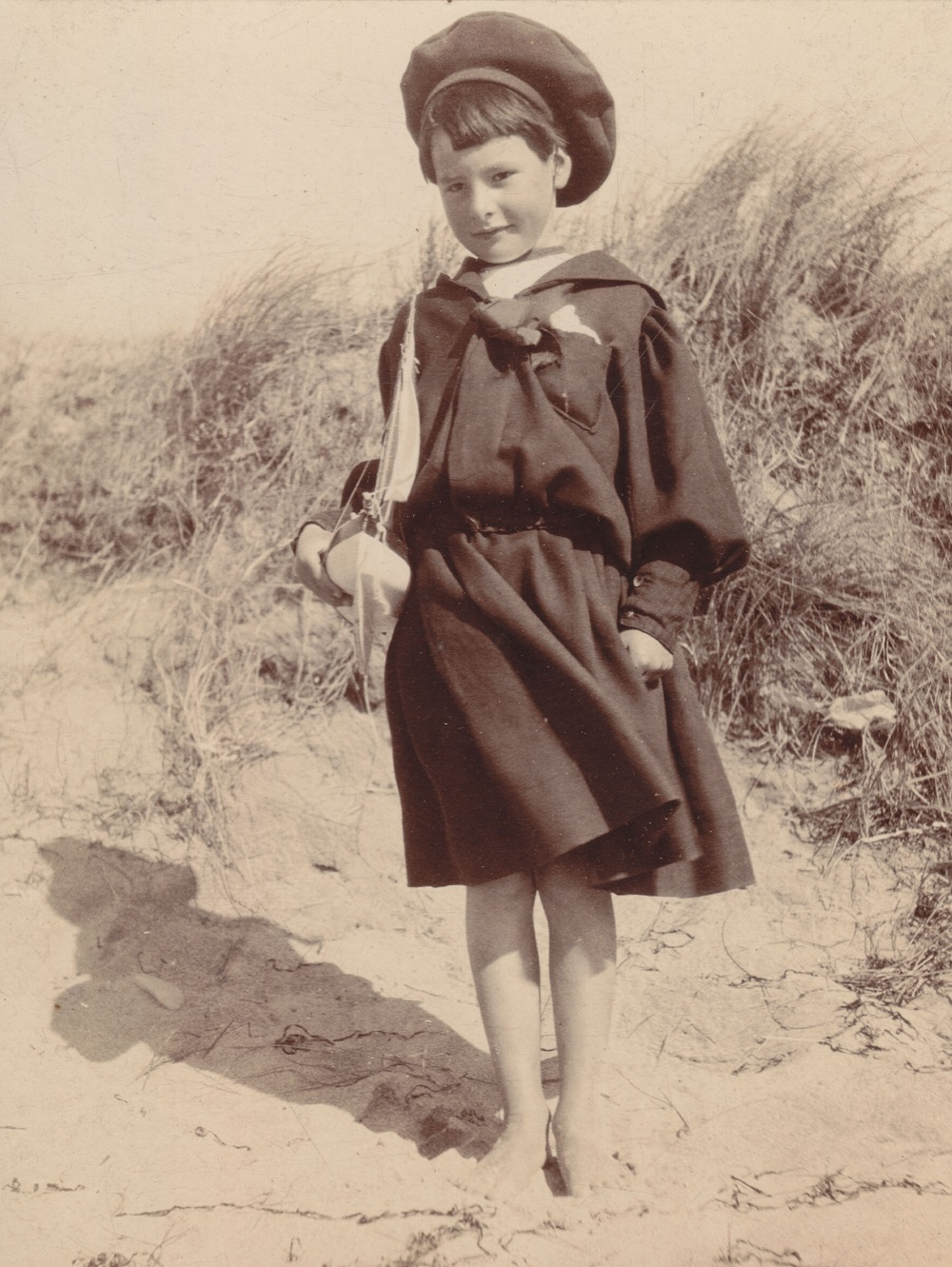Evelyn Nettlefold on holiday, News from the Archives, Digging for Dirt, Winterbourne House and Garden