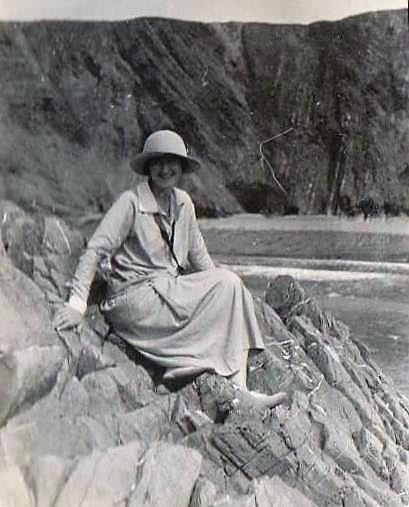Lois Nettlefold in 1926
