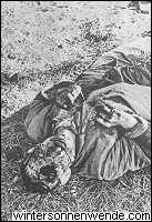 Ethnic German from Langenau, beaten to death