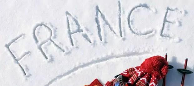 Sterke punten van wintersport in Frankrijk