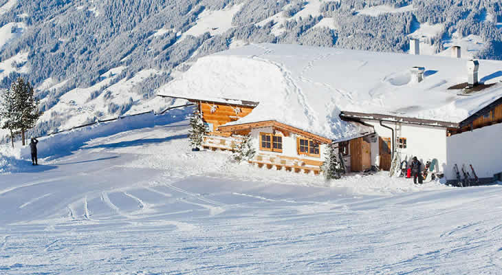 Authentieke chalets en appartementen via Belvilla