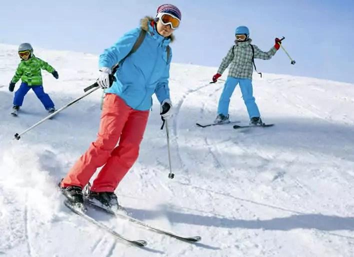Ski easy en Ski again