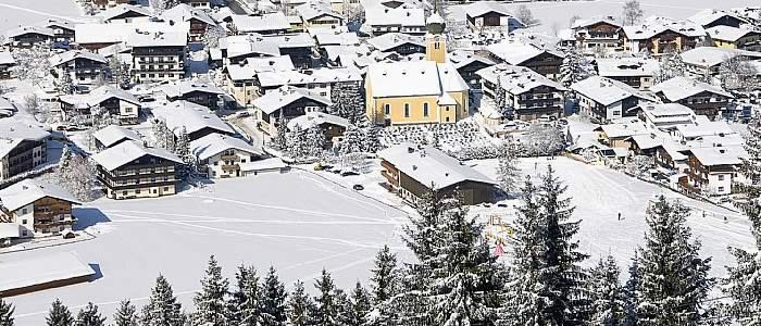 Wintersport in Westendorf