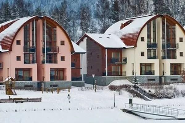 Landal Skilife Lipno meer Tsjechië