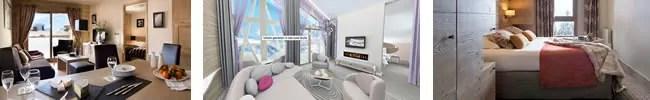 Luxe wintersport en luxe residenties Frankrijk