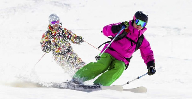 Wintersport met skipas en sneeuwgarantie