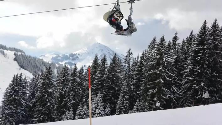 Sneeuwzekere wintersport in Ellman