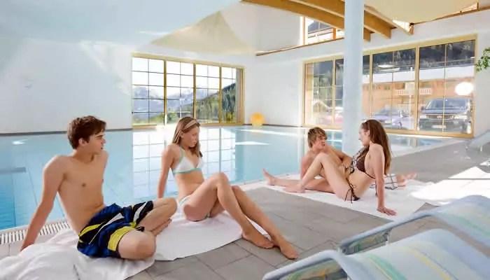 Zwembad Landal Hochmontafon