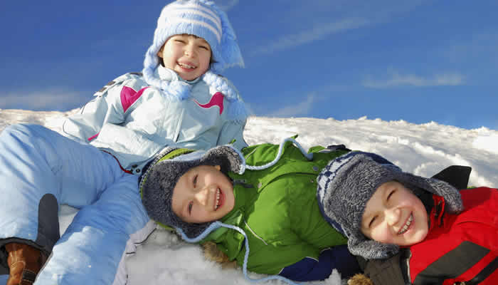 Wintersport met Kinderkorting