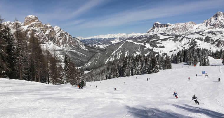 Neckermann wintersport Italie met de auto