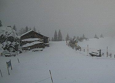 Sneeuw Engelberg Zwitserland Wintersport