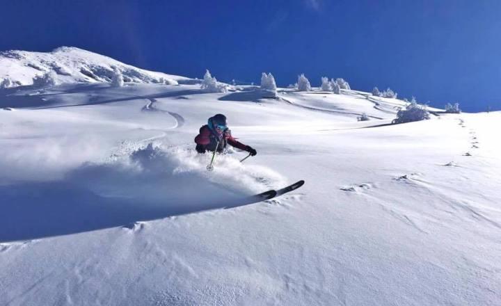 Throwback naar januari 2017 in Val d'Anniviers
