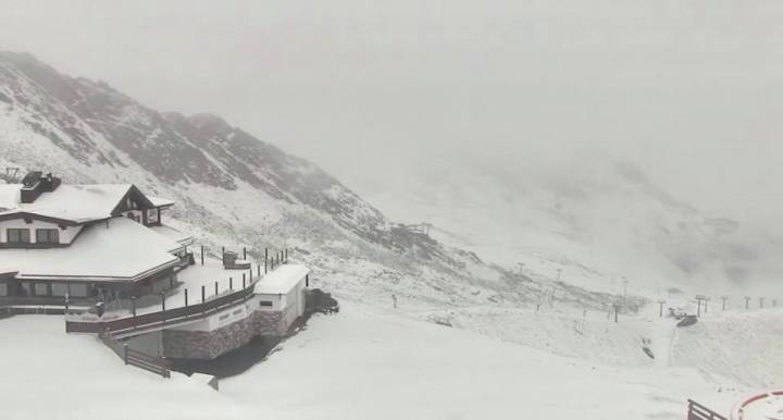 Sneeuwrijke plaatjes uit Solden