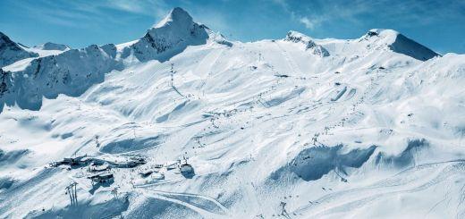 Kitzsteinhorn wordt de ultieme bestemming met de K onnection