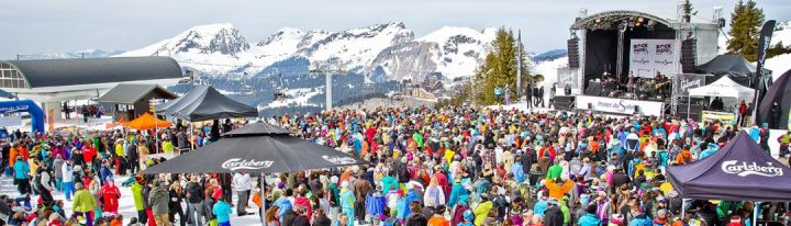 Rock The Pistes 2015