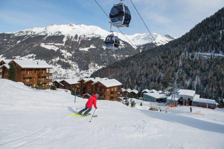 Val d'Anniviers top in Maart