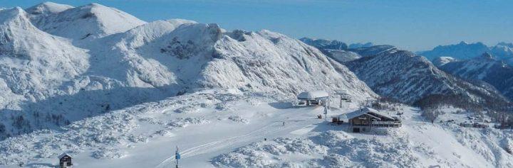 Wintersportparadijs die tauplitz