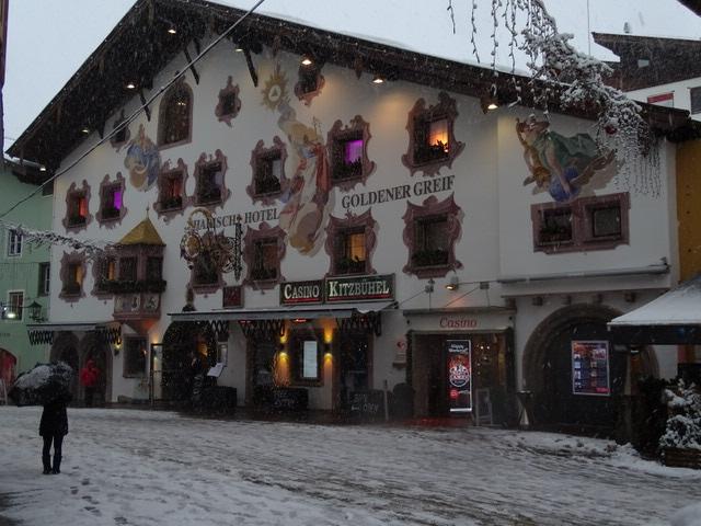 Kitzbühel, casino