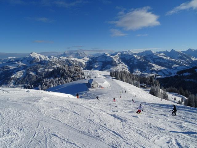 Kitzbuhel, top pistes!