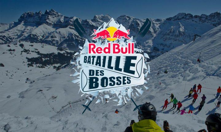 Red Bull Bataille des Bosses