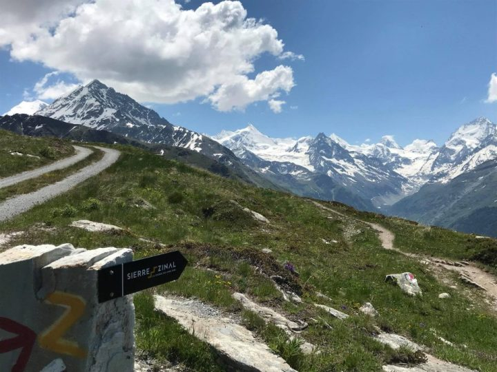 wandelvakantie in Val d'anniviers