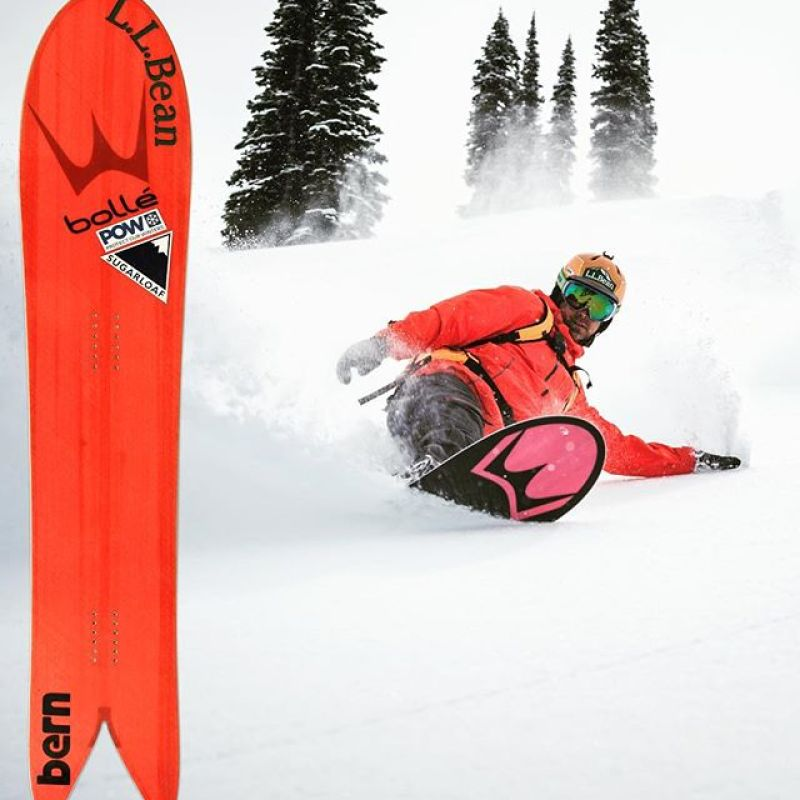 How about this for an epic Christmas present?! You can win a @Wintersticksnowboards AND raise money for @protectourwinters! We are raffling off the Volare 169 powderboard that @sethwescott rode in the new @warrenmillerent film Face of Winter, all proceeds will go to POW. Second and third prizes from @bernunlimited helmets and goggles and @avalon7 faceshields! Link in our bio.  #winterstick #protectourwinters #snowboarding #ArtOfTheTurn Photo: @chadchomlackTime is running out to enter! Link:  https://go.rallyup.com/winterstickraffle
