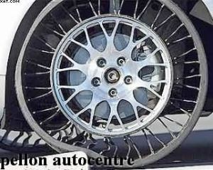 Airless tyres Road to the Future