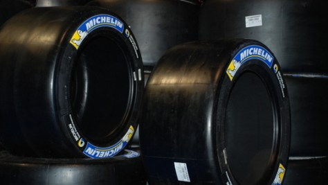 michelin racing tyres