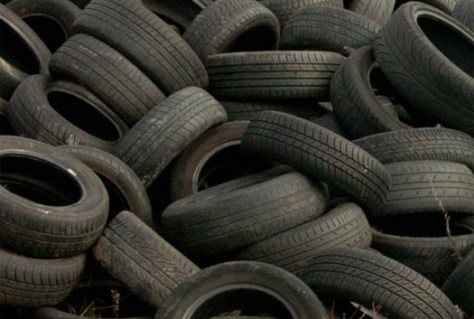 Tyre business owner illegally stored 85000 waste tyres