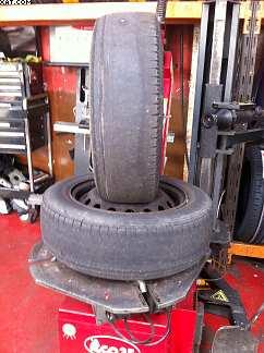 bald tyres in halifax