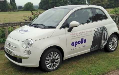 Apollo Tyres and Hankook