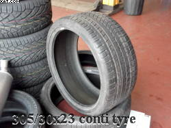 Correct Tyre Pressures