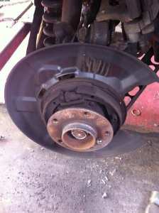 Van Brakes Require Regular Attention
