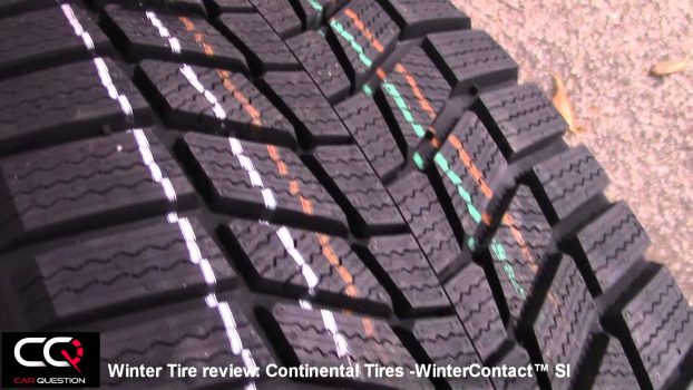 Continental Winter Contact Tyres