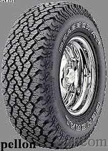General Tyre Sponsorship