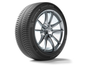 New Michelin CrossClimate Plus tyres