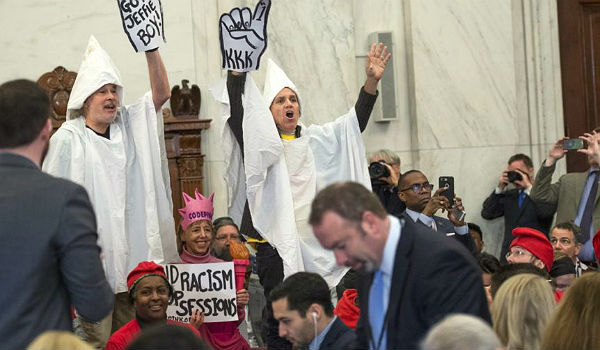 Sessions KKK Shills