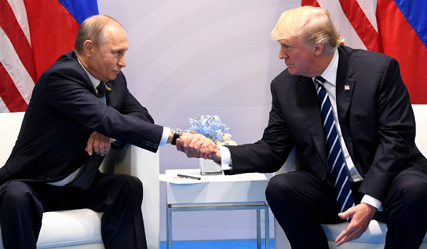 Putin Trump 2017