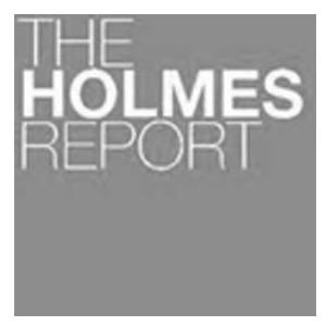 The Holmes Report Logo