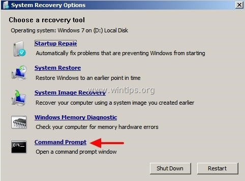 Fix Windows Through Command Prompt - how to fix 2020