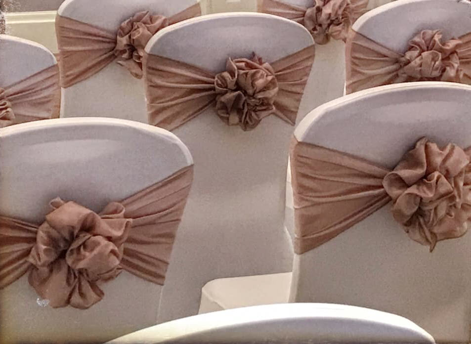 chair covers rose gold lounge cushions cheap gathered winton weddings