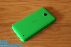 Nokia Lumia Rück